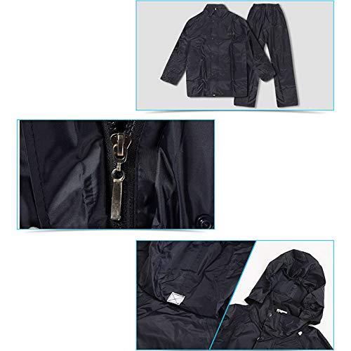 Imperméable Marine Marina Jxjjd Réutilisable Dimensions Xxxl Combinaison Imperméables Veste couleur Vestes Imperméable pRw8XBq