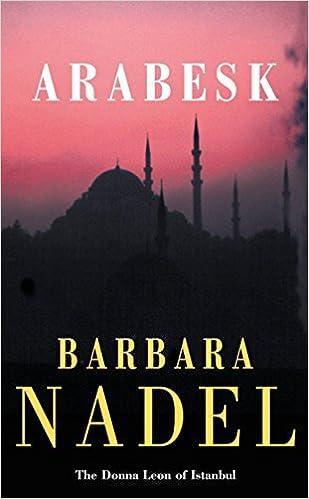 Book Arabesk by Barbara Nadel (6-Sep-2001)
