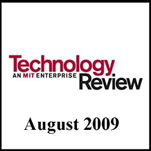 Audible Technology Review, August 2009 Audiomagazin