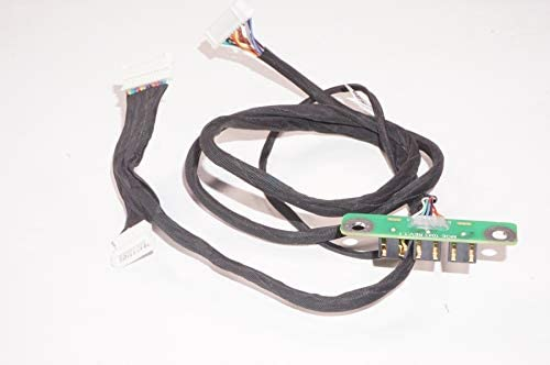 FMS Compatible with V593G Replacement for Dell Pogo Cable /& Board AWAUR7-7999SLV-PUS AUR5-5714SLV