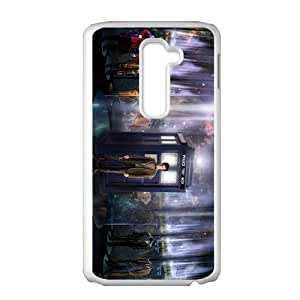 YESGG Police Box Design Personalized Fashion High Quality Phone Case For LG G2