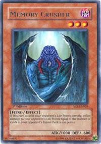 Yu-Gi-Oh! - Memory Crusher (SOI-EN029) - Shadow of Infinity - Unlimited Edition - Rare ()