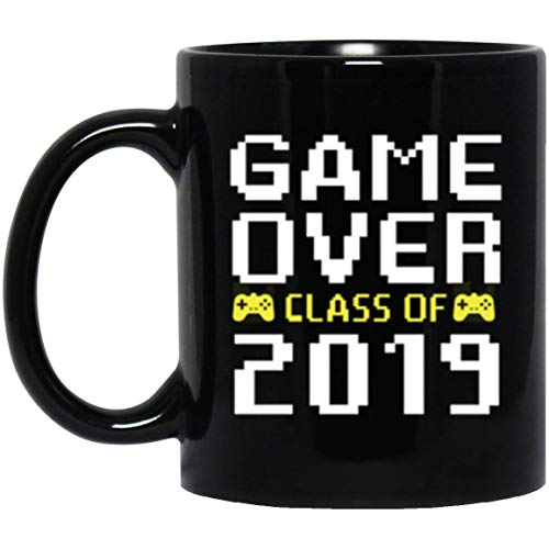 Gamer Mug Game Over Class Of 2019 Graduation Gift