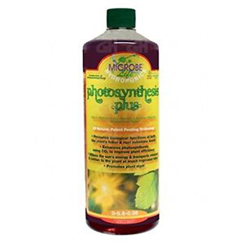 Microbe Life Hydroponics PH21227 Photosynthesis Plus Microbial Inoculant Fermented Microbial Product for Hydroponics Soil Conditioning and Aquaponics (32 (Plus Life)