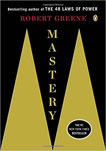 Mastery robert greene 8601422197709 amazon books fandeluxe Choice Image