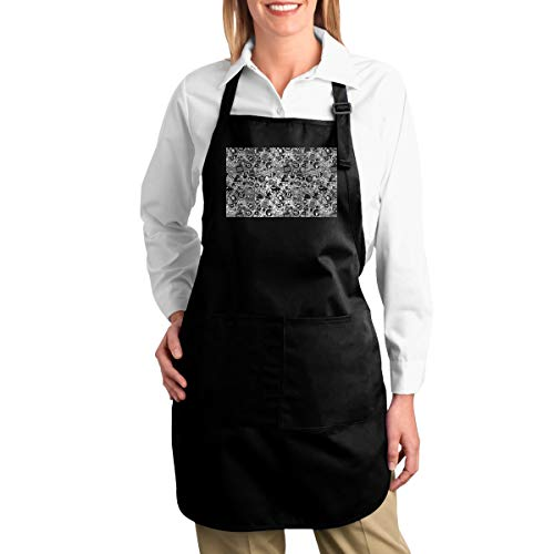 Halloween TV Party Accessories Supplies Utility Activity Toolbelt Work Best Mini Prime Supply Customize Smocks Adjustable No-tie Canvas Waist Cooking Apron with Pockets for Kids Teacher
