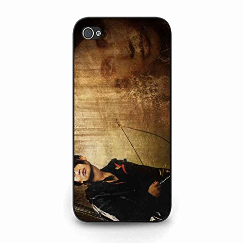 Iphone 5C Fashional The Hunger Games The Hunger Games Custodia Cover,Iphone 5C Plastic Protective Custodia Cover For Iphone 5C