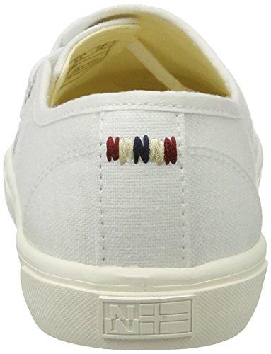 Napapijri Mia - Zapatillas Mujer Blanco (Bright White)