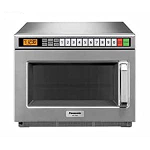 Commercial Series NE-17521 Commercial Microwave Oven 1700 Watts w/ 5 Stage Cooking & LCD Digital Display 6