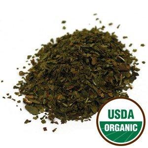 Ginkgo Leaf C/S Organic Starwest Botanicals 1 lb
