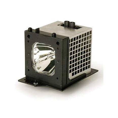 Amazon.com: Hitachi 60 V710 lámpara de proyección trasera TV ...