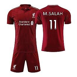 Maillot Liverpool maillot de match de la Champions League Paris Barcelona Spurs Juventus costume de football maillot homme (S-2XL)