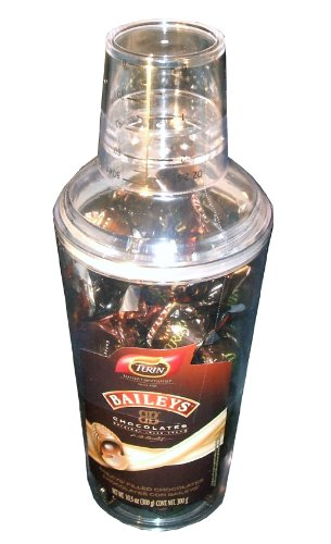 Baileys Original Irish Cream Chocolates Gift Box By Turin Chocolates 8.8 Ounce Bottle