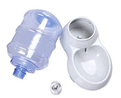 Audza Large Automatic Pet Dog Cat Water Feeder Bowl Bottle Dispenser Plastic 3.5L/11L Click on image for further info. 3
