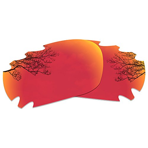 Jawbone Replacement - Dynamix Polarized Replacement Lenses for Oakley Jawbone / Racing Jacket - Multi Options