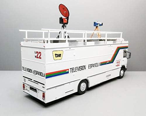 Desconocido 1//43 CAMION Truck Pegaso 1135L Unidad MOVIL TVE SALVAT