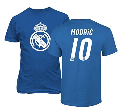 Real Madrid Luka Modric #10 Jersey Shirt Soccer Football Men