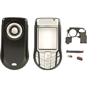 NOKIA 6630 BLACK HOUSING WITH KEYPAD: Amazon co uk: Electronics