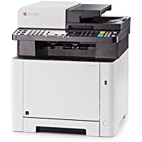 New Kyocera ECOSYS M5521cdw Color Multifunctional Printer – Print / Scan / Copy / Fax / Wireless