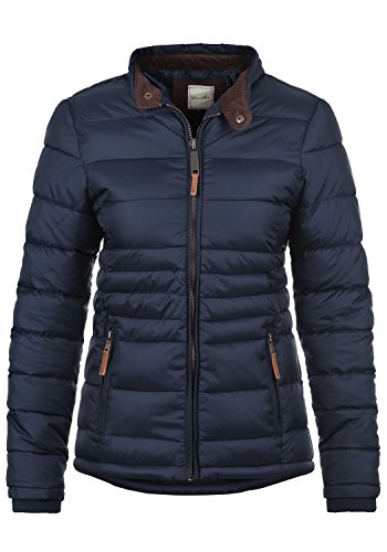 Jacket Women's Puffer Navy Neck Quilted 70230 Jacket Jacket Padded BlendShe Cora Funnel with tOBFqF