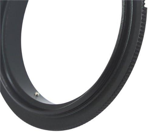 Pixco Lens Adapter for Sony Alpha Minolta MA 52mm Macro Reverse Adapter Ring A58 A550 A33 A900 A350 A33 A55 A35 7D 5D