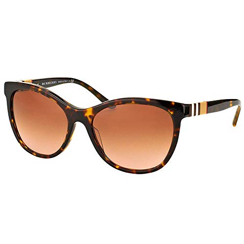 Burberry Cat Eye Sunglasses - Burberry BE4199 300213 Dark Havana BE4199