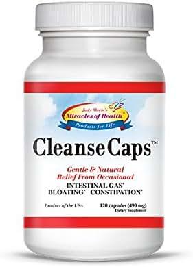 Herbal Cleanse Caps - Regular Strength - 120 Capsules