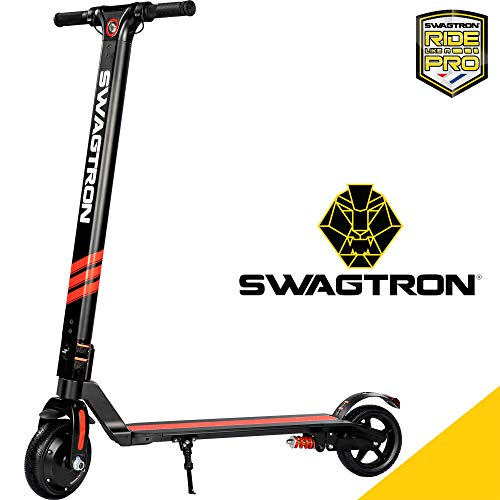 Swagger Pro Foldable Electric Scooter w/Cruise...