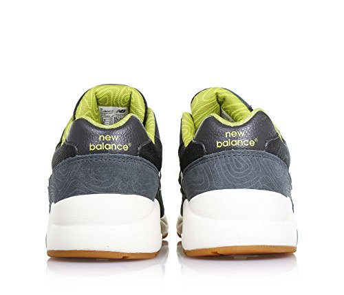 giallo New Sneaker Ragazza Kl580wpg Balance Verde AqYOv