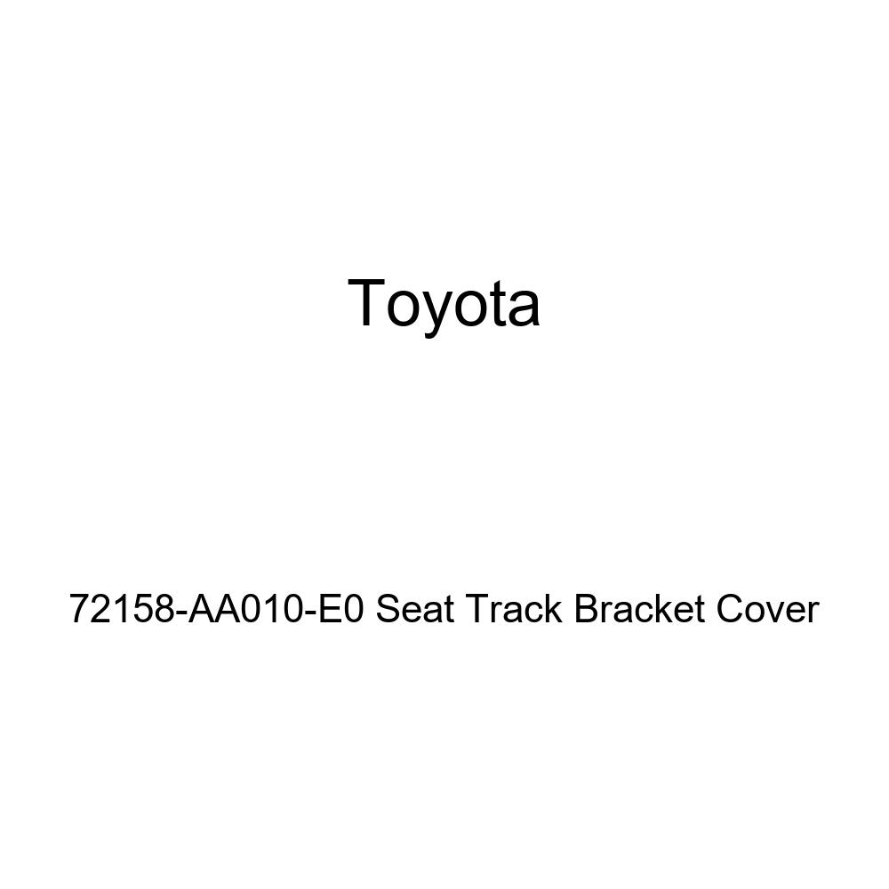 Toyota 72158-AA010-E0 Seat Track Bracket Cover