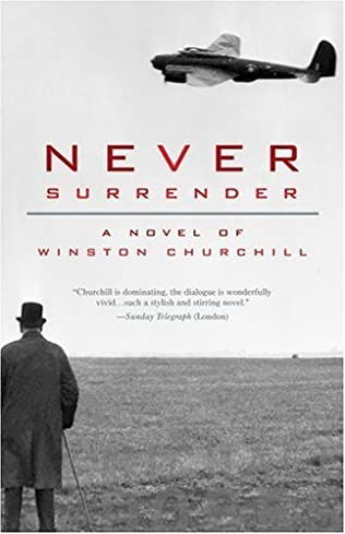 book cover of Never Surrender