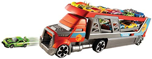 Hot Wheels Blastin' Rig Vehicle (Bones The Change In The Game Cast)