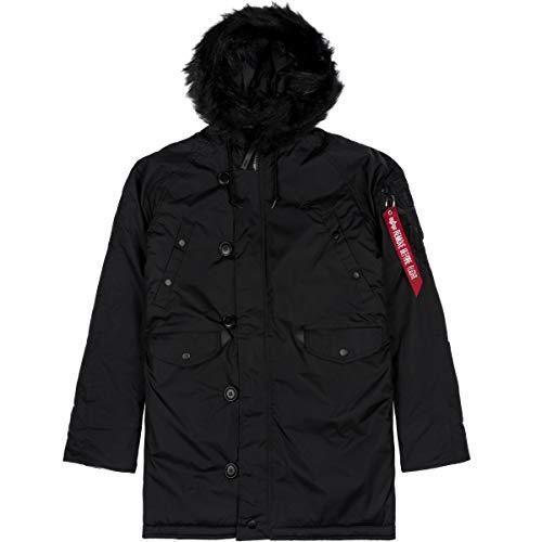 Black N3 59 Vf Alpha Industries Women Winter b Bn Jacket PnTCqxH