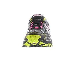 ASICS GEL-Scout GS Running Shoe (Little Kid/Big Kid),Lightning/White/Lime,2.5 M US Little Kid