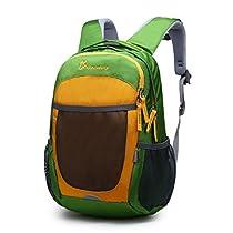 Mountaintop Little Kid & Toddler Backpack Kids Backpack Pre-School Kindergarten Toddler Bag for Camping/Hiking/Traveling M6045