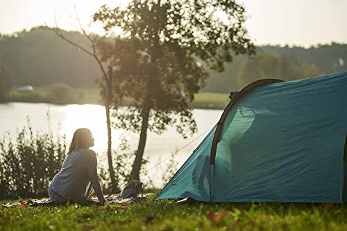 41FnRe65NfL Grand Canyon Tunelzelt Robson 2 Personen Zelt Familien Camping Leicht Vorraum