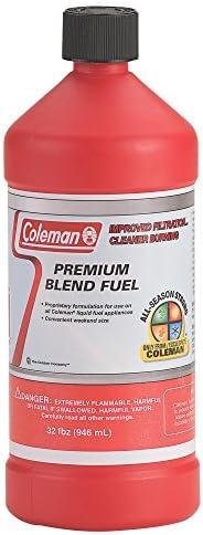 Coleman 2000007116 Naphtha Fuel 1 quart/32 oz