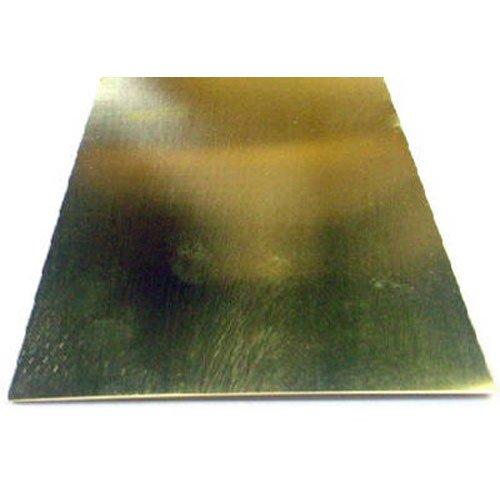 K & S PRECISION METALS 251 .010x4x10 BRS SHT Metal