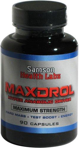 Amazon com: Zohara Labs Maxdrol, 90-Capsule Bottle: Health