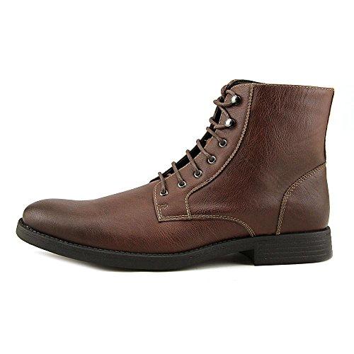 Rw Av Robert Wayne Ellis Vanligt Tå Läder Boot Brown