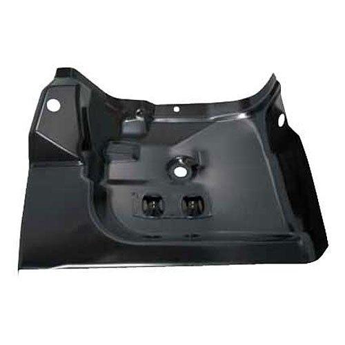 - Under Rear Seat Floor Panel - LH - 70-81 Camaro Firebird