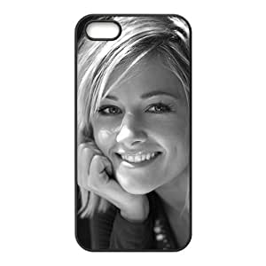 Bright Smile Fashion Comstom Plastic case cover For Iphone 5s