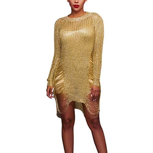 Aderente color Da Sera Size Velluto Fortr X Vestito large In Home Silver Sexy Gold Donna XBqAf