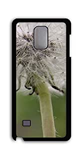 TUTU158600 Hard Snap on Phone Case case for samsung galaxy note 4 active - Dandelion make a wish