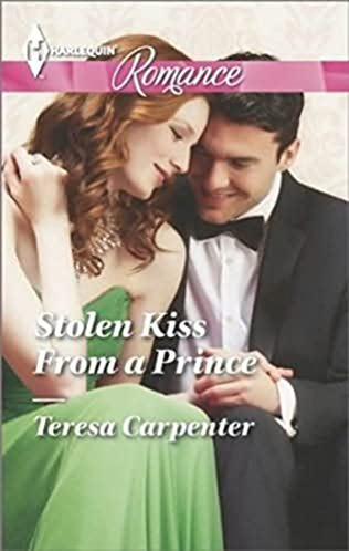 book cover of Stolen Kiss From a Prince