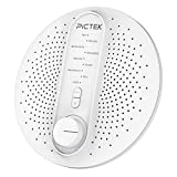 Sound machine, Pictek White Noise Machine for Baby Adult Sleeping, Sound Therapy Machine