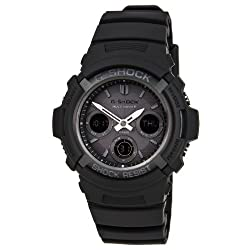 Casio Men's AWGM100B-1ACR G-Shock Solar Watch