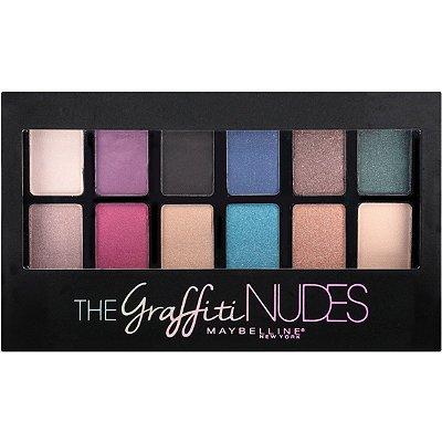 Maybelline The Graffiti Nudes Eyeshadow Palette