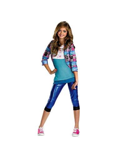 Disguise Disney Shake It Up Cece Season 2 Classic Tween Costume, 7-8 (Movie Up Costumes)