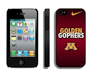Coolest iPhone 4 4s Case Best Cheap Phone Protective Cover Ncaa Minnesota Golden Gophers for Guys
